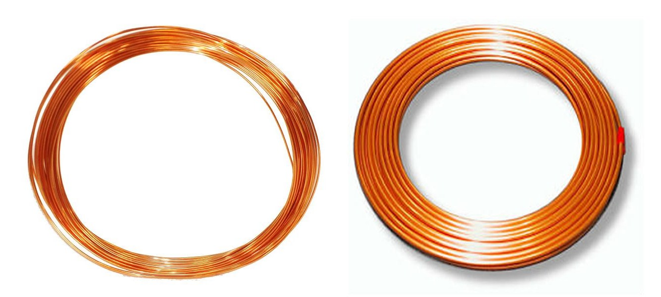 Small Copper Tubing Sizes: QE Quality